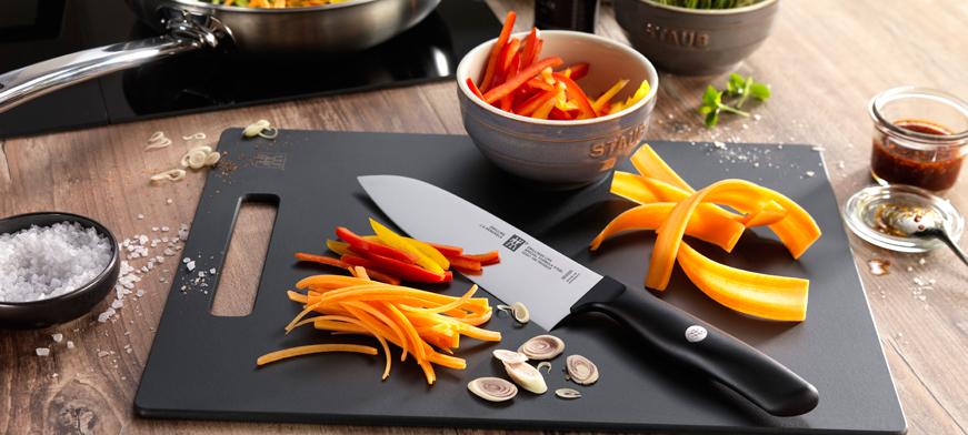 نصائح لاختار سكاكين المطبخ، سكاكين المطبخ الأساسية