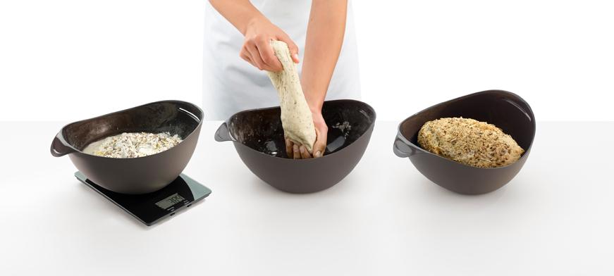 طريقة خبز منزلي