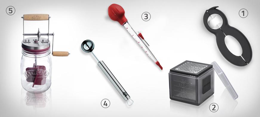 خمس أدوات مطبخ مُبتكرة