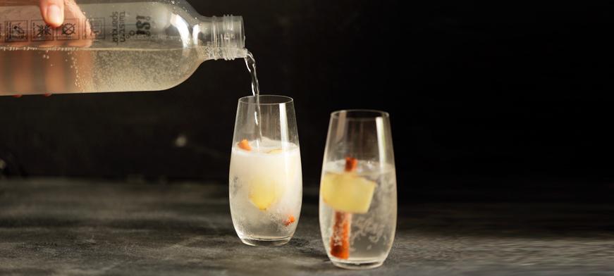 طريقة عمل مشروب الزنجبيل الغازي في المنزل