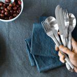 الاهتمام والعناية بأدوات المائدة من الستانلس ستيل