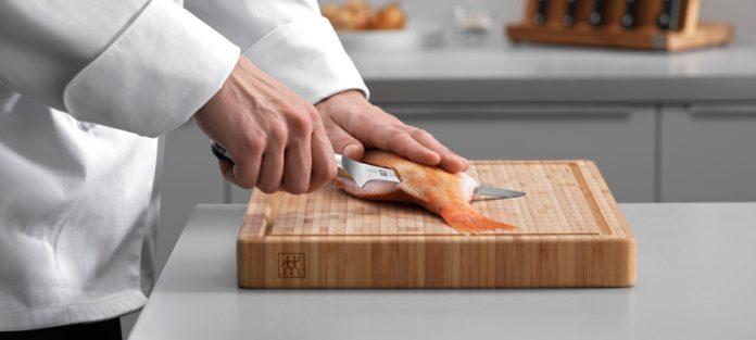 سكين فيليه للسمك