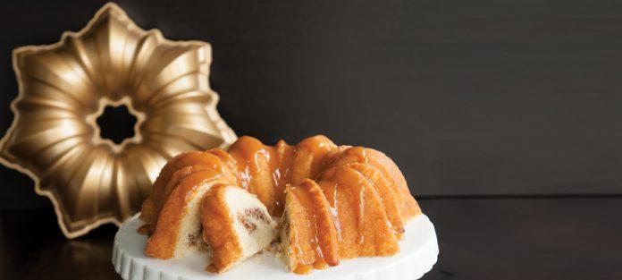 نصائح خبز في القوالب المزخرفة
