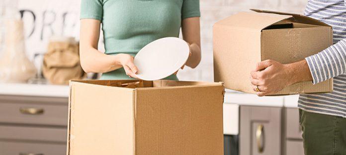 7 أغراض للرمي عند الإنتقال إلى منزل جديد